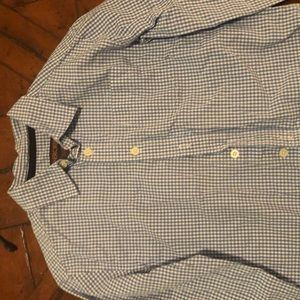 Boy's Long sleeved, button down shirt for 7-8 yrs